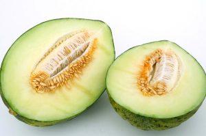 Melones en el Mercadillo de La Matanza de Acentejo