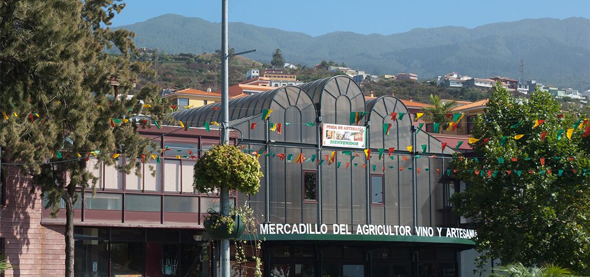 Mercadillo del Agricultor el Vino y la Artesania de La Matanza de Acentejo