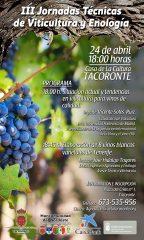 III Jornadas de Viticultura
